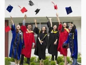 Lễ phục tốt nghiệp HCM