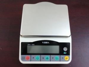 Cân điện tử DJ6000TW 6kg 0.01g Shinko Nhật Bản