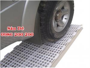 Tấm Nhựa lót sàn Dê – Vịt – Gà Kích thước: 50x100x3,5cm Giao hàng tại HCM , số lượng từ 100 tấm trở lên (50 m²)