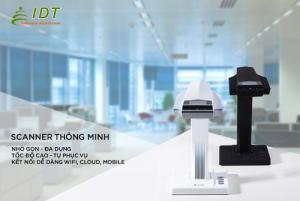 Máy scan thông minh Czurtek ET16 chính hãng