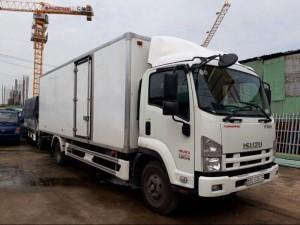 Xe tải isuzu thùng đông lạnh FRR