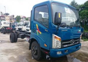 Bán xe tải veam VT340s thùng dài 6m5