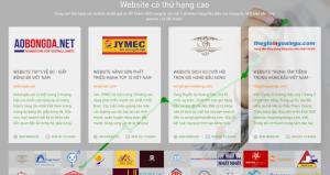 Báo Giá Thiết Kế Website- Marketing Online Chuyên Nghiệp, Chuẩn