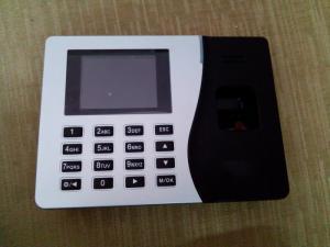 Máy chấm công vân tay/ thẻ W200 - 2000 vân tay cho văn phòng dưới 50 nhân viên