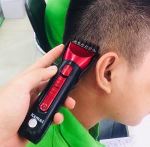 Tông đơ 5 trong 1 Kemei KM-8058 Pin sạc ,Cắt tóc ,Cạo Râu ,Tỉa Lông Mũi - MSN383213