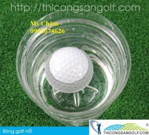 Bóng golf và thiết bị golf