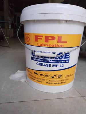 Mỡ chịu nhiệt đa dụng FPL L2 15kg