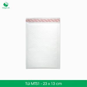 TÚI GIẤY CHỐNG SỐC MTS1 - 23X13 CM - Túi giấy đóng gói giao hàng chuyển phát nhanh COD