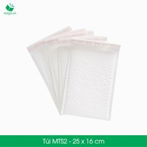 TÚI GIẤY CHỐNG SỐC MTS2 - 25X16 CM - Túi giấy đóng gói giao hàng chuyển phát nhanh COD