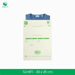 MT1-30x25 cm-Túi nilon đóng gói giao hàng chuyển phát nhanh COD