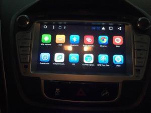 Màn hình DVD android cho xe Hyundai Tucson 2013