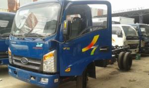 Bán xe Veam VT200 thùng dài 4m2 giá cạnh tranh