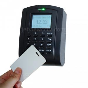 Máy kiểm soát cửa và chấm công bằng thẻ Sc103