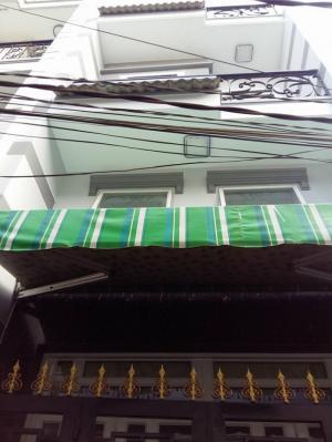 Bán nhà 16/13a đường số 14A quận Bình Tân
