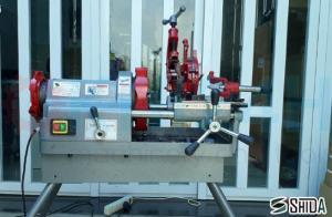 Máy tiện ren ống 1/2 - 3 giá rẻ Shida Z1T-R3III