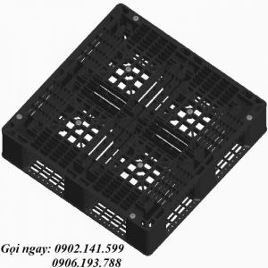 Giá Pallet nhựa cũ Hà Nội