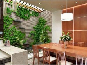 Thiết kế vườn đứng trong nhà phù hợp với phong thủy nhà bạn