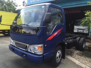 Xe tải jac HFC1030K3-1.49t. hỗ trợ vay ngân hàng cao.