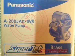 Máy Bơm Panasonic A- 200jak-Sv5,Máy Bơm Pana 200w Tự Động,Máy Bơm Nước Quận 5,Bơm Tăng Áp 200w