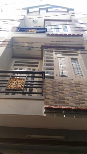Nhà ngay công viên phần mềm Quang Trung, Q12 đường thông 5 mét