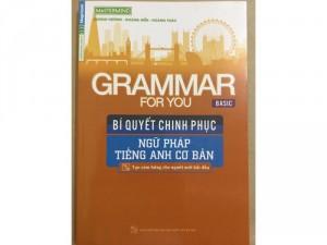 Chinh phục ngữ pháp tiếng Anh cơ bản