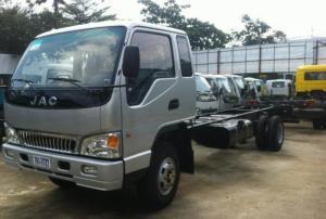 Cần bán xe tải Jac 3t45 thùng dài 4M3 giá hợp lý