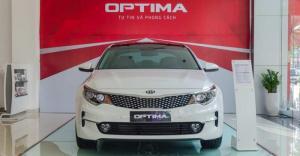 Kia Optima/K5 2016 Gía Không Thể Hấp Dẫn Hơn