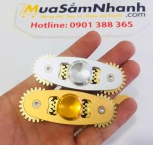 Con quay Spinner 2 Bánh Răng Kim Loại Cao Cấp - MSN388270