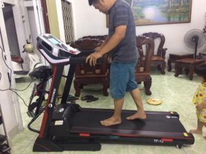 Máy Chạy Bộ Đa Năng Tech Fitness Tf-12