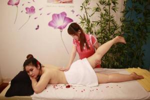 Body Sữa Non/Trị Liệu Body Thái+Foot Massage+Chăm Sóc Mặt
