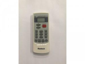 Remote Máy Lạnh Reetech, Hàng chính hãng, Đã qua sử dụng, Tặng kèm 2 Pin 3A, Giá 190k