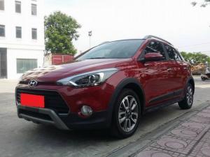 Nhà bán Hyundai i20 Active sx 2015 màu Đỏ nhập khẩu