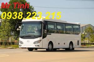 Xe tb85 thaco đòn dài 8.5m mới, thông số xe thaco tb85 mới nhất dài 8.5m