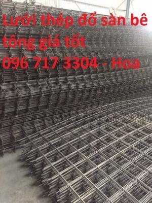 Nhà sản xuất lưới thép hàn D4 a100*100 giá cực nét