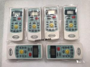 Remote Máy Lạnh Reetech, Mới 100%, Tặng kèm 2 Pin 3A,Giá 120k