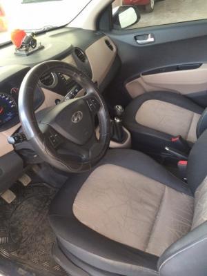 Bán Hyundai Grand i10 1.0MT nhập 2016 số sàn màu trắng biển SG