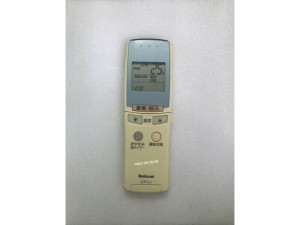 Remote Máy Lạnh NATIONAL, hàng nội địa, đã qua sử dụng, Tặng kèm 2 Pin 3A, giá 270k