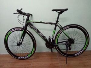 Xe đạp thể thao FURY BT402 - Hàng chính hãng 100% như hình
