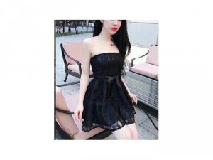 Đầm ren dây ♥ ♥