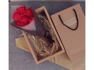 Hoa hồng sáp 7 bông