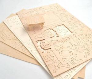 Lý do khác - Bộ đồ chơi ghép gỗ cho bé thỏa sức sáng tạo