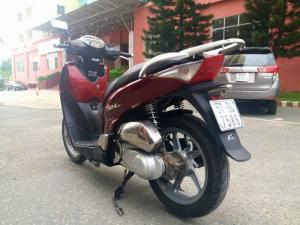 SHi 150cc Hàn Quốc Chính Hãng ESH@ Tuyệt Đẹp Giống SHi Nhật 100%