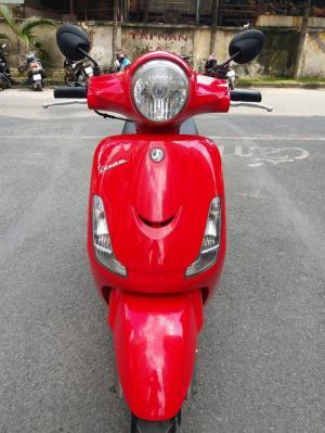 SYM FIDDLE II 125 Đỏ Kiểu Dáng Vespa LX Tuyệt Đẹp