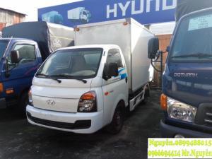 Xe tải hyundai h100 1 tấn