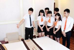 Khóa học nghiệp vụ lễ tân khách sạn nhà hàng