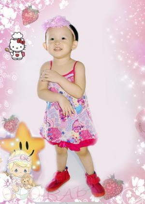 Trọn bộ chụp ảnh cho bé yêu tại Happy Baby Studio