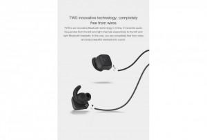 Bộ 2 Tai Nghe Bluetooth ROMAN Q6 TWS, Chip Airoha Công Nghệ Âm Thanh Đỉnh Cao - MSN181286