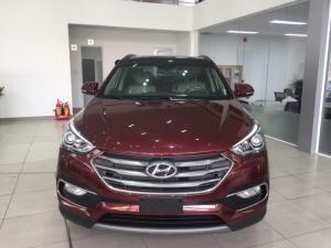 Hyundai Santafe 2017, KM cực lớn trong T10 lên đến 150Tr, Hỗ trợ vay đến 85%, LS thấp