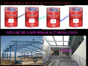 Cần mua sơn dầu Nippon Tilac cho sắt thép chính hãng, giá rẻ, chiết khấu cao tại TPHCM