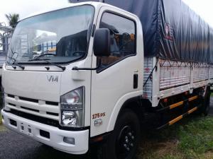 Báo giá xe tải ISUZU VM 8t2, cam kết giá tốt...